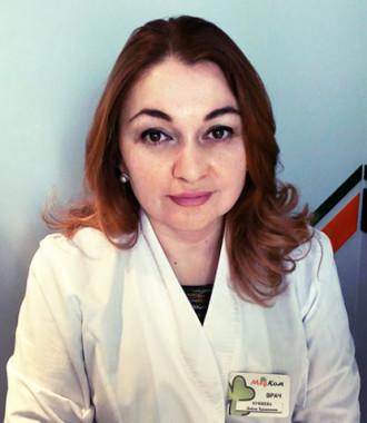 Хубиева Лейла Хасановна